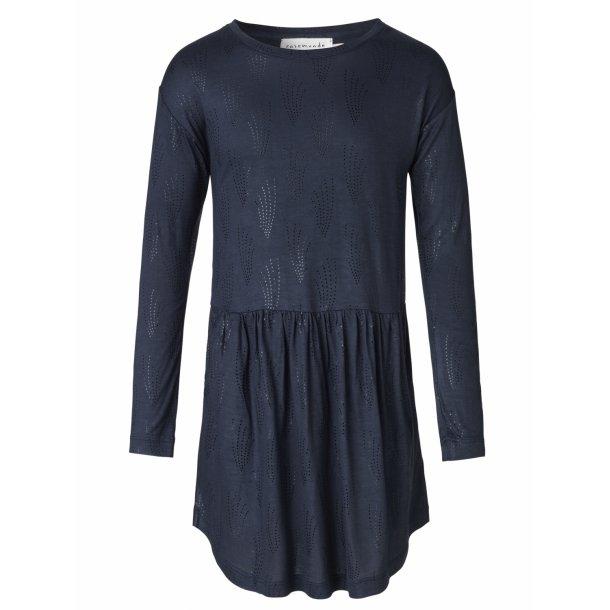 Rosemunde - Eleganter Kleid in Navy