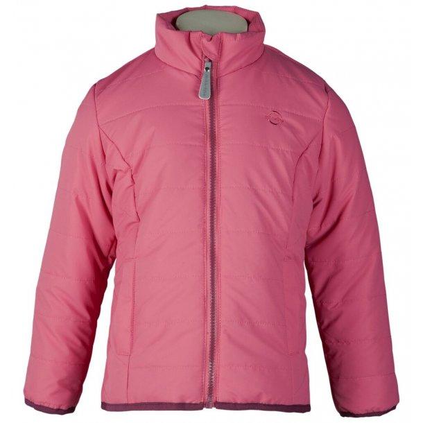 Mikk-Line - schöne DUVET gepolsterte leichte Jacke, Pink