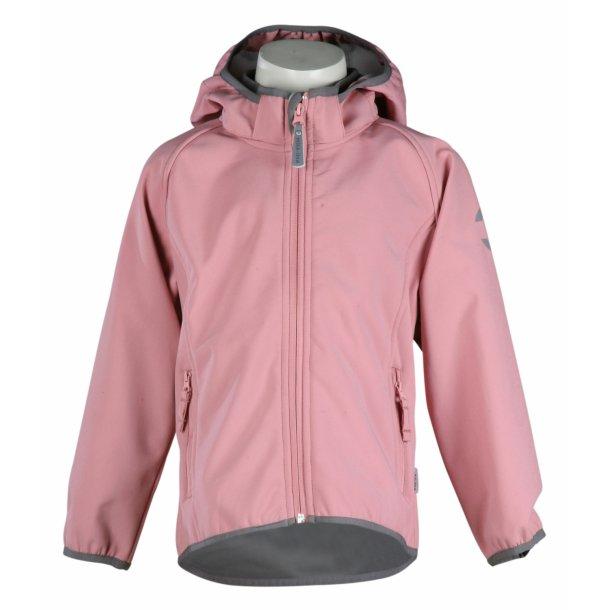 Mikk-Line Softshell jakke in rosa