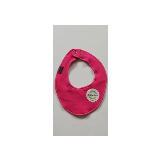 Mikk-line Runder Sabberlatz- pink
